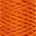 """Шнур для вязания """"Классика"""" 100% полиэфир 3мм 100м (125 оранжевый)"""