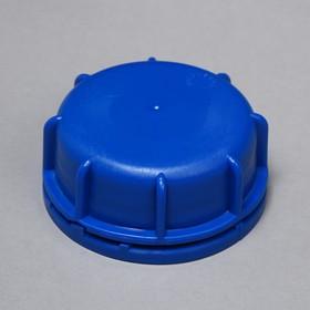 Крышка к Евроканистре объёмом 20 л, 30 л, в сборе с вкладышем, синяя Ош