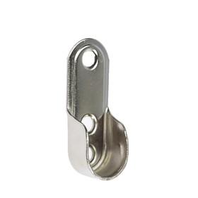 Штангодержатель для овальной трубы металл 16*30 4973  //2000 Ош