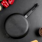 Сковорода-гриль 28 см, съёмная ручка - Фото 4