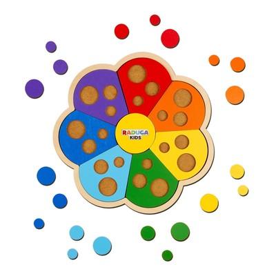 Мозаика «Цветик-Семицветик» - Фото 1