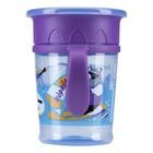 Чашка детская Мир детства «Волшебная», от 12 месяцев, цвет сиреневый, 270 мл - Фото 2