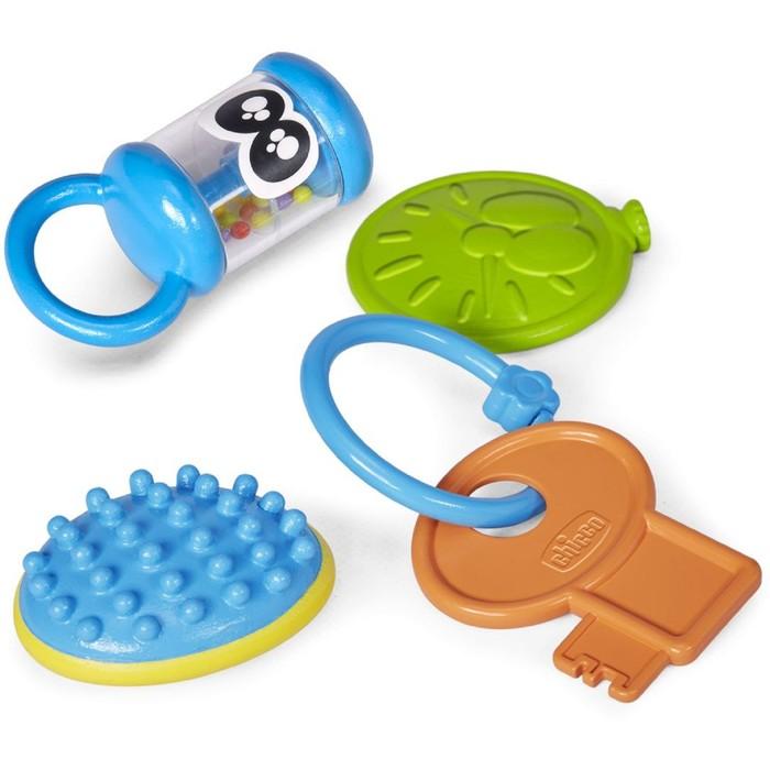 Игровой подарочный набор Chicco Baby Senses, от 6 месяцев