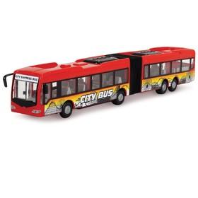 Игрушка «Автобус с гармошкой», со световыми и звуковыми эффектами, 46 см