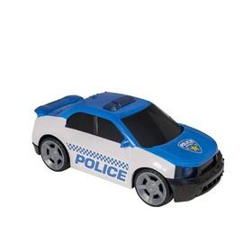 Игрушка Teamsterz «Полицейская машина», со световыми и звуковыми эффектами, 25 см