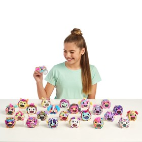 Игровой набор Bubble Drops «Неоновая серия», с одним героем
