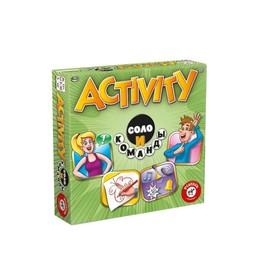 Настольная игра Activity «Соло и Команды»
