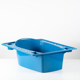 Ванна для животных со сливным отверстием, 88 х 46 х 34 см Ош