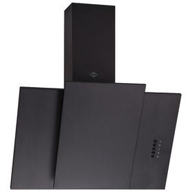 Вытяжка MBS PRIMULA 160 BLACK, наклонная, 500 м3/ч, 3 скорости, 60 см, чёрная