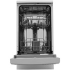 Посудомоечная машина Fornelli FS 45 Riva P5 WH, отдельностоящая, 9 комплектов, 6 программ