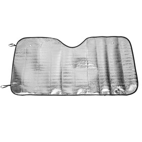 Экран солнцезащитный TORSO, на лобовое стекло 130х60 см Ош