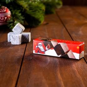 Камни для виски 'Новогодний. Санта Клаус', 4 шт Ош