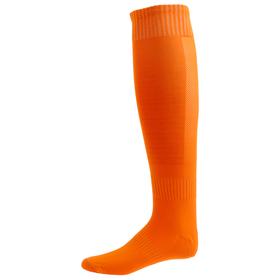 Гетры футбольные размер 37-40, цвет оранжевый Ош