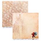 """Бумага для скрапбукинга """"Mr.Painter"""" 30.5x30.5 см """"Зайкина ёлка №5"""" 190 г/кв.м"""