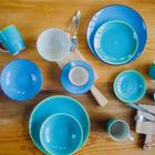 Чайная пара «Яркое море», чашка 220 мл, блюдце - Фото 5