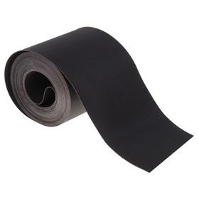 Лента бордюрная 0.1 х 6 м, толщина 1 мм, пластиковая, коричневая Ош
