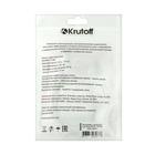 Наушники Krutoff HF-J69, вакуумные, микрофон, 106 дБ, 16 Ом, 3.5 мм, 1 м, белые - Фото 3