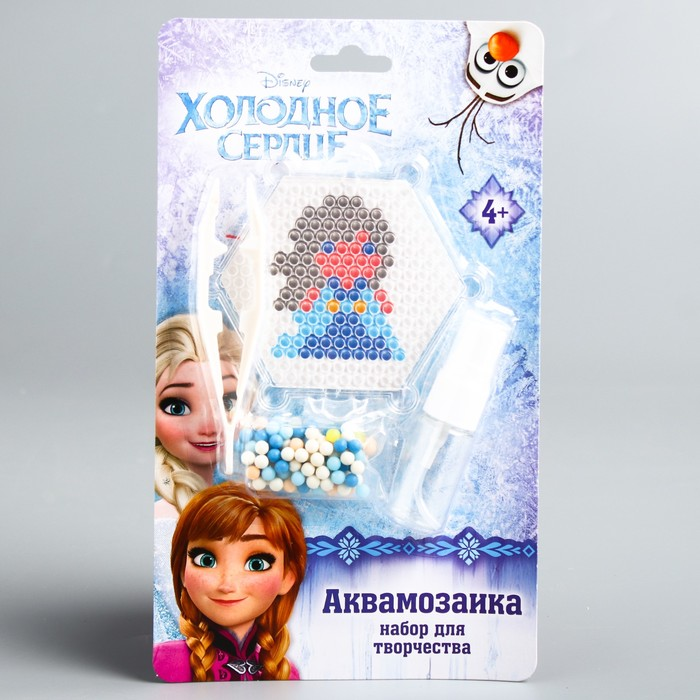 "Аквамозаика ""Анна"", Холодное сердце"