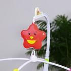 Мобиль музыкальный «Мишки Лав», заводной, с мягкими игрушками - Фото 3
