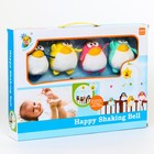 Мобиль музыкальный «Пингвинчики» с мягкими игрушками - Фото 6