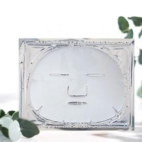 Коллагеновая маска для лица с гиалуроновой кислотой