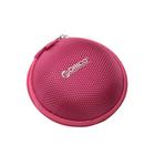 Чехол для наушников Orico PBD8, 80х45 мм, розовый