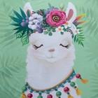 """Постельное бельё """"Этель"""" 1.5 сп Alpaca dream 143*215 см,150*214 см, 50*70+3 - 2 шт - Фото 4"""