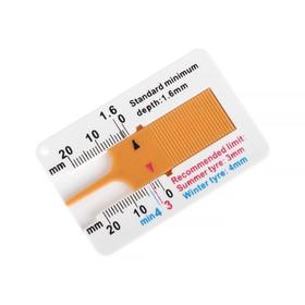 Толщиномер протектора шин, 0-20 мм Ош