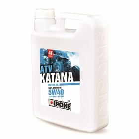 Моторное масло IPONE KATANA ATV, 5W40, 4л Ош
