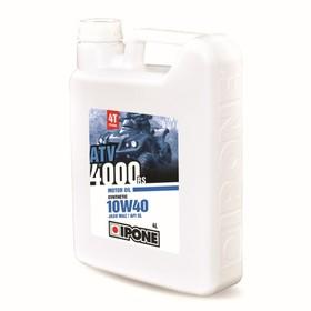 Моторное масло IPONE ATV 4000, 10W40, 4л Ош