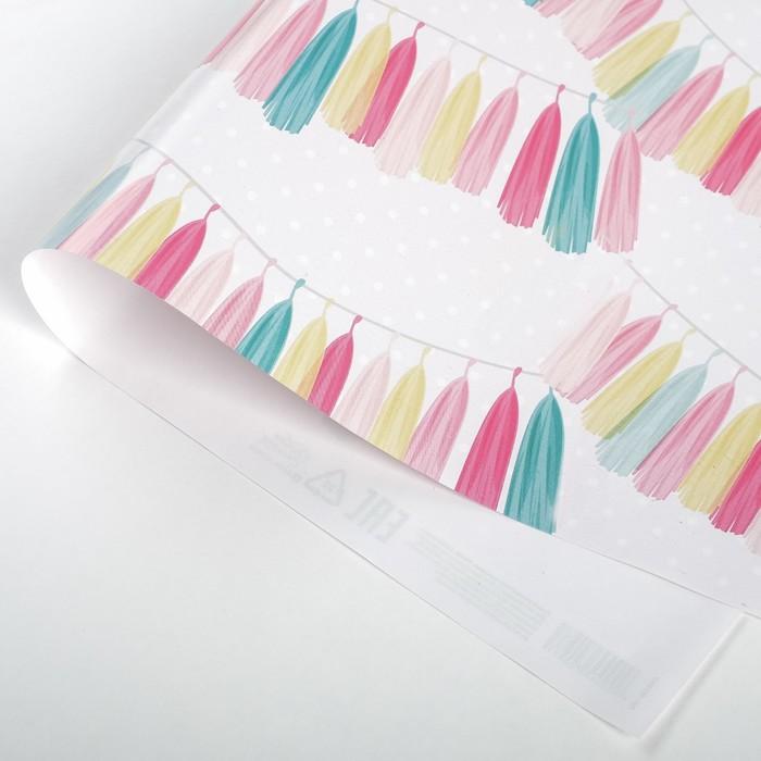 Бумага глянцевая Celebrate!, 70 × 100 см