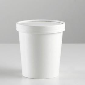 Супница белая, 0,445 л Ош