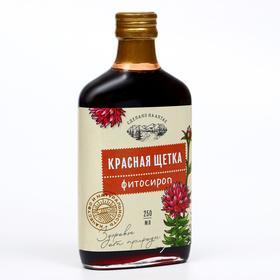 """Сироп """"Красная щетка"""", женское здоровье, 250 мл"""