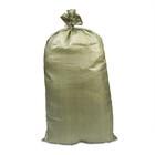 Мешок ПП, 55 ? 105 см, на 50 кг, зелёный
