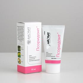 Псоридонт, натуральный крем, от воспалений кожи, 50 мл