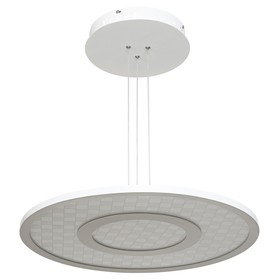 Светильник 92116/1 LED 33Вт 6000К белый 55x55x100 см