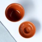 Горшочек под жаркое «Застолье» 0,4л - Фото 3