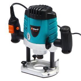 Фрезер электрический Bort 98290011, 1500 Вт, 26000 об/мин, ход 50 мм, цанга 8-12 мм Ош