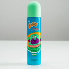 Пена для игры Baffy в ванне, цветная, зелёная, 75 мл