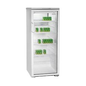 Холодильная витрина 'Бирюса' 290, 290 л, +1...+10, белая Ош