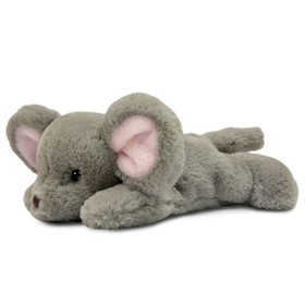 Мягкая игрушка «Мышонок лежачий», 25 см