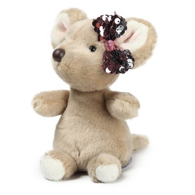 Мягкая игрушка «Мышка», 18 см