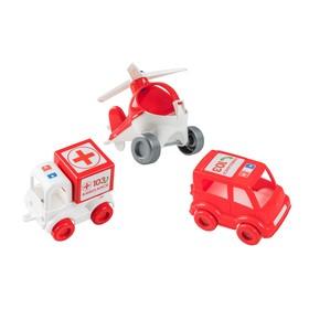 Набор авто «Kid Cars. Скорая»
