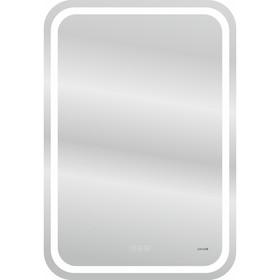 Зеркало Cersanit LED 050 DESIGN PRO 55x80, с подсветкой, антизапотевание