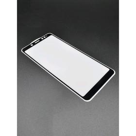 Защитное стекло Innovation 2D, для Xiaomi Redmi Note 5/Note 5 Pro(2018), полный клей, черное