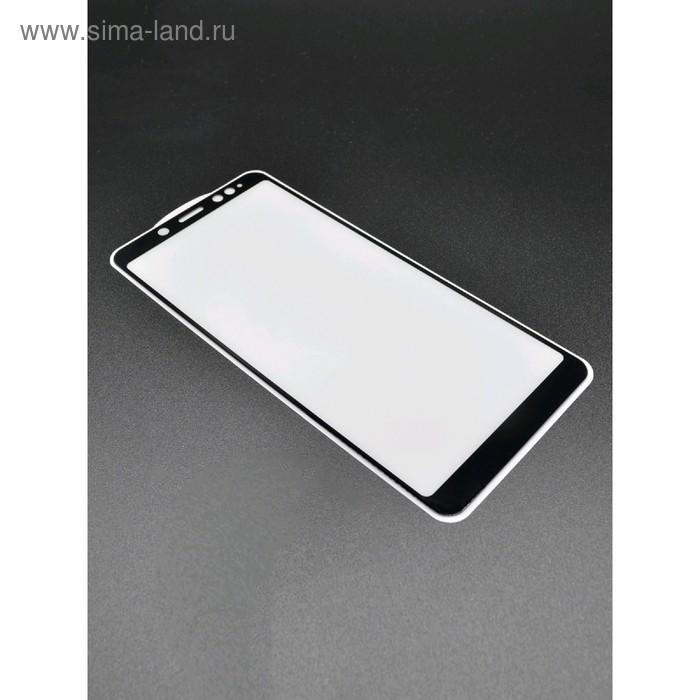 Защитное стекло Innovation 2D Xiaomi Redmi Note 5/Note 5 Pro (2018), полный клей, черное