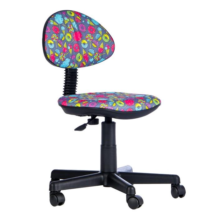 Детское кресло Логика, разноцветное , без подлокотника Т-57