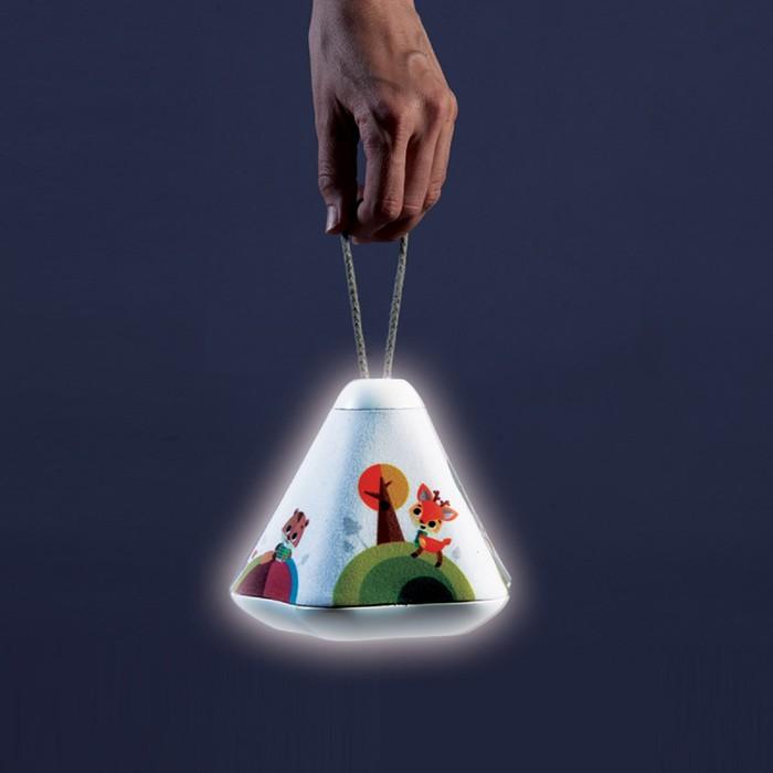 Проектор «Волшебная лампа»