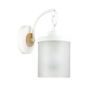 Бра Smily, 60Вт E27, цвет белый