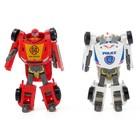 Набор роботов «Кроссоверы», трансформируется, 2 штуки, МИКС - Фото 4
